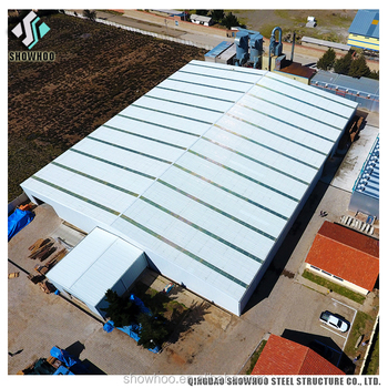 Prefab Metal Structures Materials Cheap Pre engineered Steel Buildings