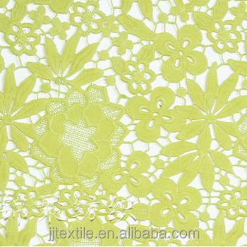 Wholesale Polyester Lace Fabric /French Lace Fabric For Wedding Dress&Lace For Curtain