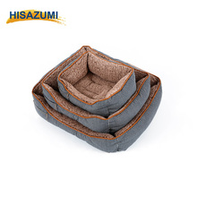 High quality luxury dog pet bed for middle animals