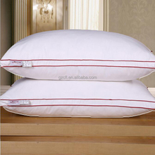 High quality hotel sleeping 100% polyester down alternative bed pillow