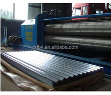 GB JIS zinc corrugated roofing sheet
