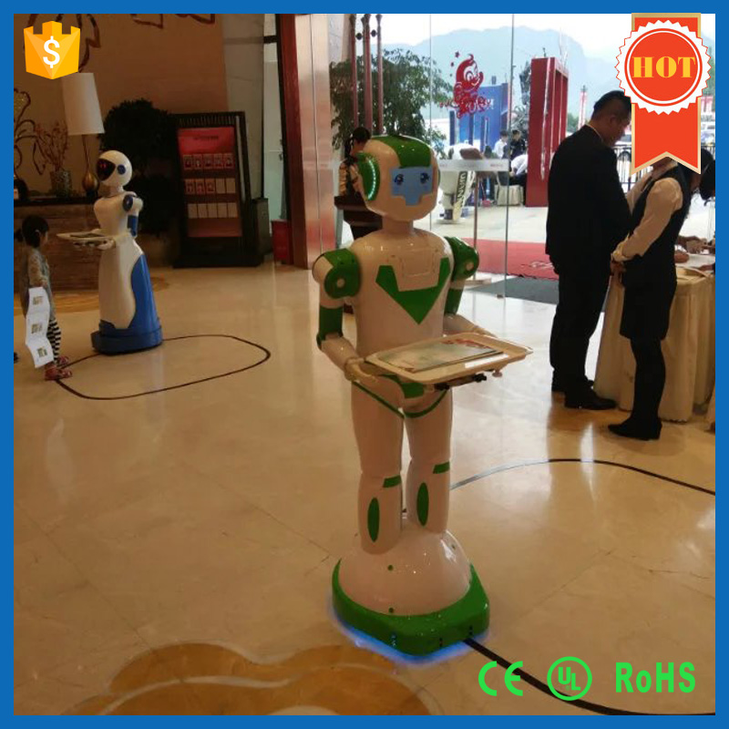 First Generation Intelligent Humanoid Robot Service for Restaurant