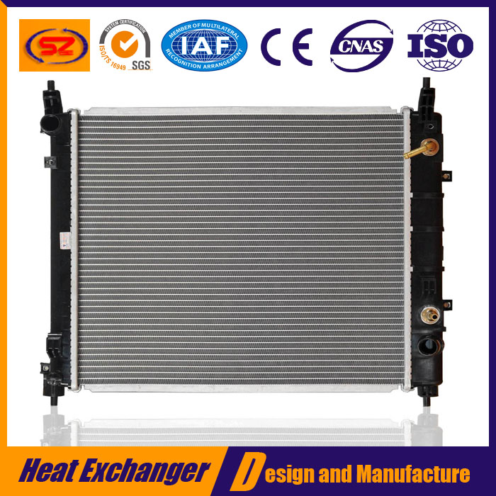 Auto Radiator Motorcycle Cooling Radiator for sale