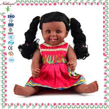 Movable Plastic Dolls Wholesale With Smiling Face
