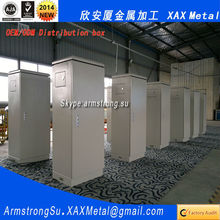 XAX77CP Non standard custom made two layers cabinet enclosure stainless steel outdoor Control panel cabinet