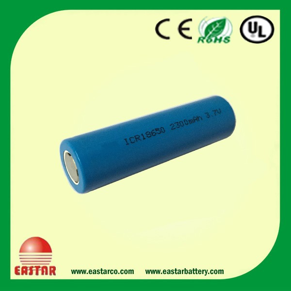 rechargeable 18650 li ion battery 3.7v 1200mah for electric golf cart, self balancing scooter