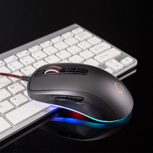 Alibaba best selling drivers 7d usb gaming mouse optical wired mouse G800RGB