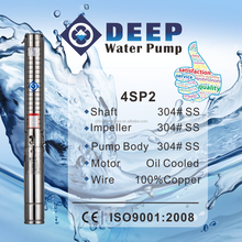 4SP 2 4 inch Stainless Steel | agriculture irrigation water pump | deep well Submersible water Pump | borehole