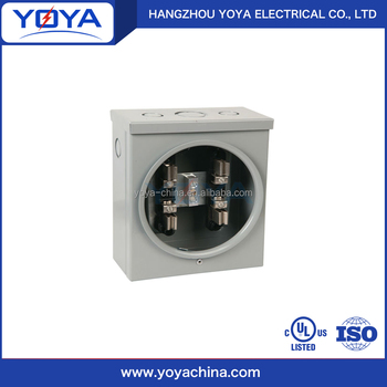electrical square meter socket adapter