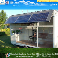 container house coffee kiosk bar on wheels/motorhome trailer base/mobile moveable tiny homes