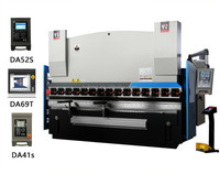 WC67K-100T/3200 ce approved sheet metal cnc hydraulic bending machine