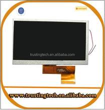 7inch China Q88 tablet pc lcd screen FPC-B070-60A 60pins
