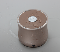 professional waterproof stereo bluetooth / NFC insert card mini speaker