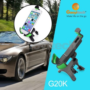 2016 New Car Air Vent Phone Holder mount Custom LOGO and China suplier unique