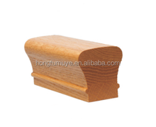 Water content 8%-12%Solid Wood Pedal Chair & Stair Handrail Fitting For Ladder Decoration
