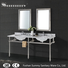 304 SS high end style selection bathroom vanity with waterproof