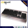2016 Newest wired usb keyboard with backlit computer keyboard for e-sports M818