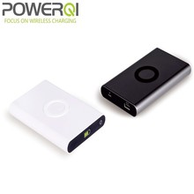 wireless qi charger suction power bank for htc m7,for blackberry mobilephones