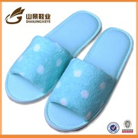 good quality comfort eva family kids hotel slippers