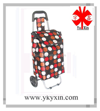 Trolley shopping bag vegetable/2016 Foldable shopping trolley bag