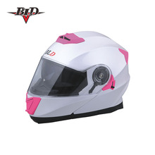 Sun Shield Motor Racing Modular Helmets Flip-Up Motorcycle Helmet