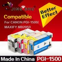 PGI-1500 ink cartridge for canon MAXIFY MB2050 /MB2350, refillable ink
