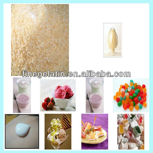 halal gelatin candy/edible halal gelatin/halal gelatin ingredients