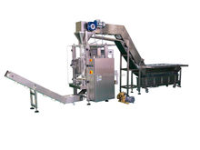 ice candy packaging filling and sealing packaging machine