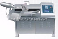 bowl cutter for chicken poultry sausage maker with high capacity