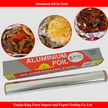 High quality household aluminum foil for food