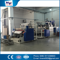 HT-1000MM Fully automatic Wholesale low price high quality three or five layer cast stretch film machine