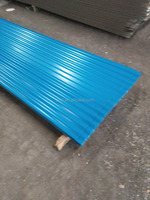factory price color roof tile /corrugated steel sheet China supply