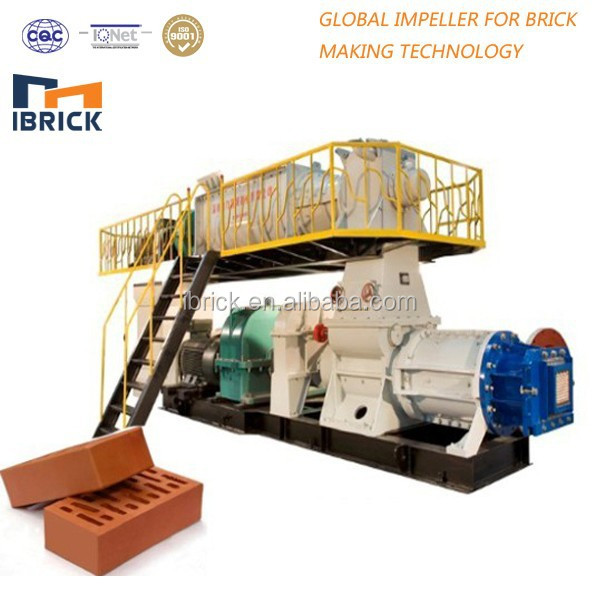 Clay Brick Raw Material EV40B hollow block making machine type block making machine