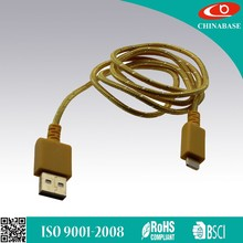 charger cable flash usb cable with data sync for mobile phone usb cable