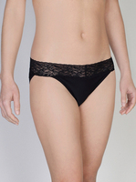 0818FU01 Black lace Sexy Panties and G-string Sexy lace boxer short Underwear woman