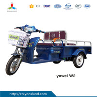 2016 Small Sizes Electric Cargo Rickshaw passager and cargo use