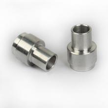 High quality stainless steel mirror polishing CNC lathe part
