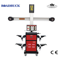 Automatic Electronic 3D wheel alignment CE ISO GOST disc aligner