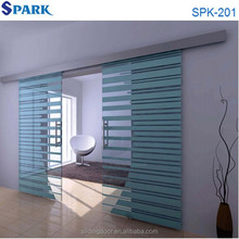 Contemporary Modern European Style Sliding Folding Partition