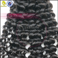 Luxefame hair Wholesale high quality factory price pure soft 100% Brazilian virgin hair last 2 year