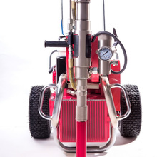 WUXI PUTTER airless paint sprayer professional and industrial with Hydraulic Pump