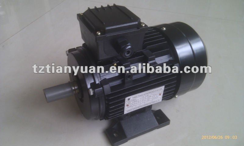 Y2 elektro motor for DF centrifgual blower fan motor