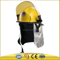 low price vietnam firefighter helmet mini visor