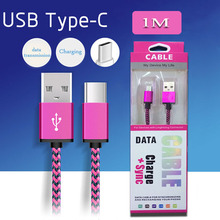 1M Type C USB C cable USB Data Sync Charge type-c Cable for Nokia N1 Tablet for Macbook/Nokia N1 oneplus 2 Pro Charge Cable