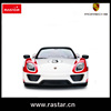 Rastar new product gift for kids toy PORSCHE licensed remote controller toy rc car