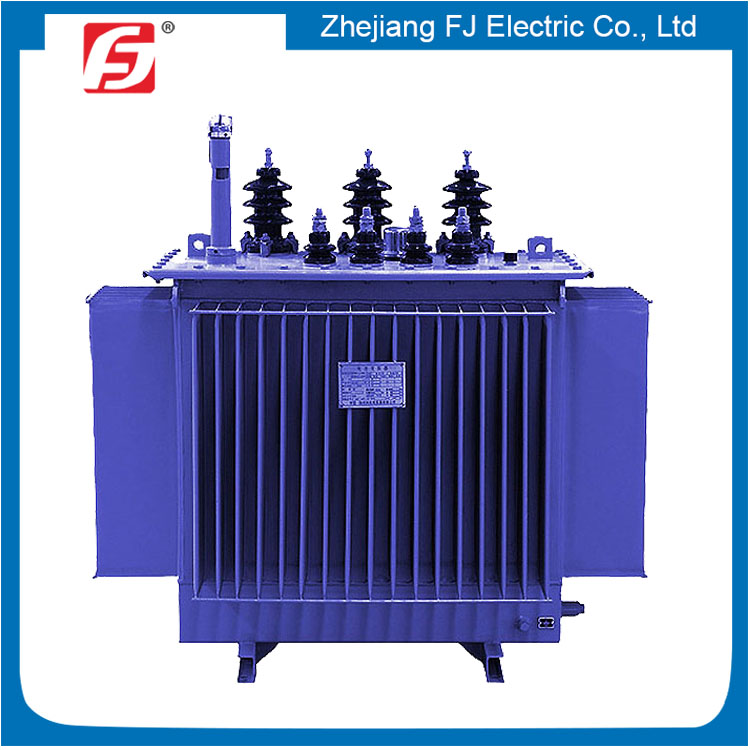 Thailand Customer Ordered Oil Immersed Step Down 11KV 630KV 3 Phase Transformer