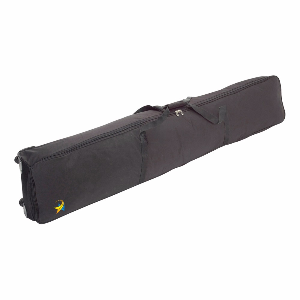 Wheely Double Ski and Snowboard Bag