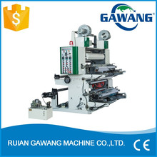 2015 NEW Design High Speed Low Price Computer control Roll to Roll Flexo Printing Machine