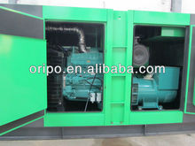standby 360kw/450kva company name generator set with Chongqing Cummins engine NTA855-G7A