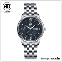 AIBI 3 Hands with Day Date Japan Movement Stainless Steel Man Watch